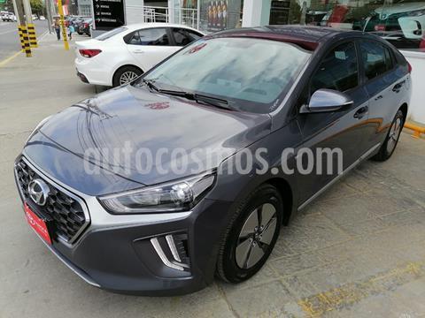 Hyundai Ioniq GLS Premium usado (2020) color Gris precio $357,000