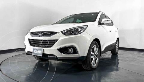 Hyundai ix 35 Limited Navegador Aut usado (2015) color Blanco precio $262,999