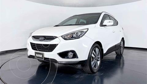 Hyundai ix 35 Limited Navegador Aut usado (2015) color Blanco precio $244,999
