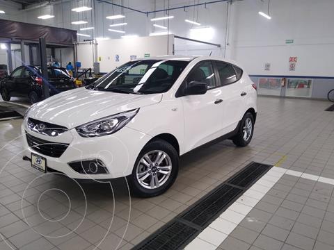 Hyundai ix 35 GLS Aut usado (2015) color Blanco precio $239,000