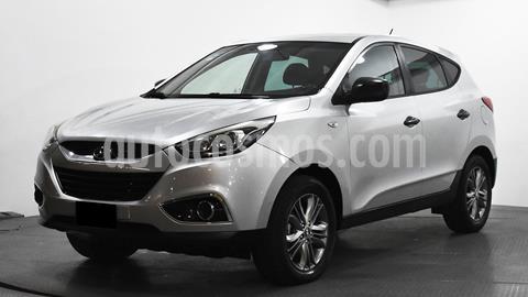 Hyundai ix 35 GLS usado (2015) color Plata Dorado precio $195,000