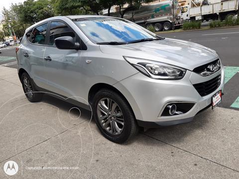 Hyundai ix 35 GLS usado (2015) color Plata precio $240,000
