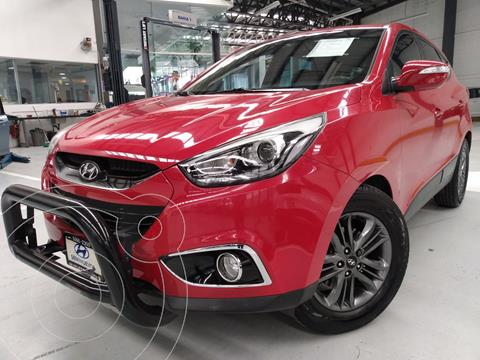 Hyundai ix 35 GLS Premium Aut usado (2015) color Rojo precio $247,000