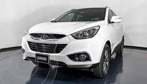 Hyundai ix 35 Limited Navegador Aut usado (2015) color Blanco precio $272,999