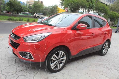 Hyundai ix 35 Limited Aut usado (2015) color Rojo precio $245,000