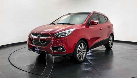 Hyundai ix 35 Limited Navegador Aut usado (2015) color Rojo precio $249,999