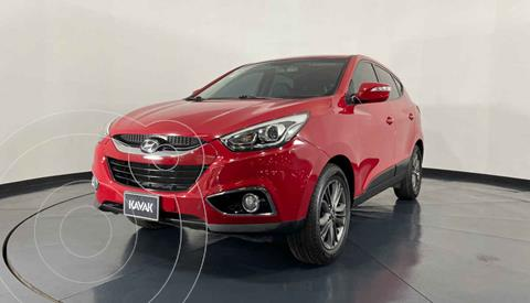 Hyundai ix 35 GLS Premium Aut usado (2015) color Rojo precio $244,999