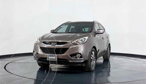 Hyundai ix 35 Limited Navegador Aut usado (2015) color Gris precio $254,999