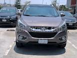 Hyundai ix 35 Limited Navegador Aut usado (2015) color Cafe precio $203,000