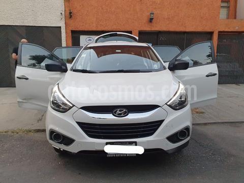 Hyundai ix 35 GLS Aut usado (2015) color Blanco precio $170,000