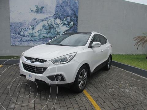 Hyundai ix 35 Limited Aut usado (2015) color Blanco precio $249,000