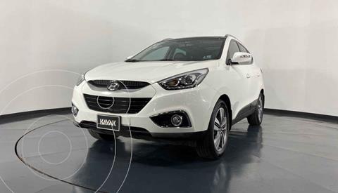 Hyundai ix 35 Limited Navegador Aut usado (2015) color Blanco precio $259,999