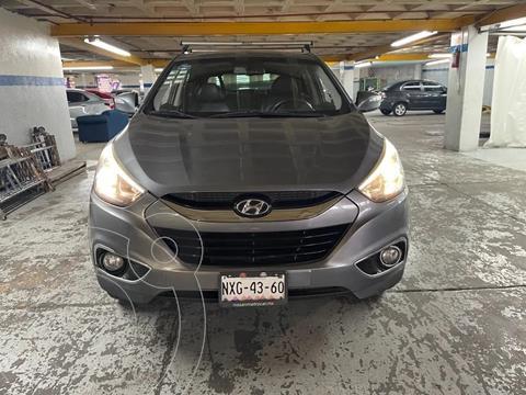 Hyundai ix 35 GLS Premium Aut usado (2015) color Gris Oscuro precio $219,000