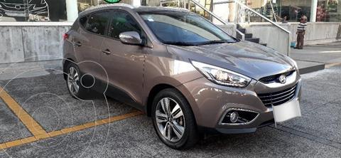 Hyundai ix 35 Limited Aut usado (2015) color Cafe precio $259,000