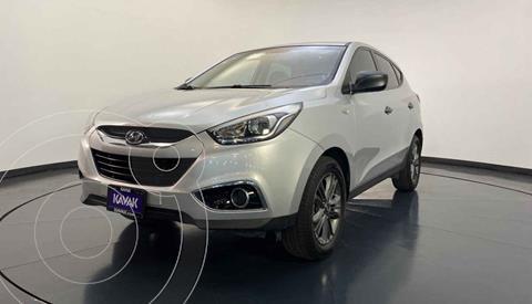 Hyundai ix 35 GLS Aut usado (2015) color Plata precio $242,999