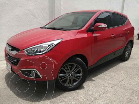 Hyundai ix 35 GLS Aut usado (2015) color Rojo precio $205,000