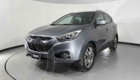 Hyundai ix 35 Limited Navegador Aut usado (2015) color Gris precio $252,999