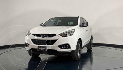 Hyundai ix 35 GLS usado (2015) color Blanco precio $212,999