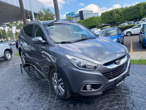Hyundai ix 35 Limited Aut usado (2015) color Gris precio $275,000