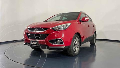 Hyundai ix 35 Limited Navegador Aut usado (2015) color Rojo precio $257,999