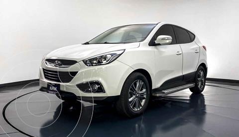 Hyundai ix 35 GLS Premium Aut usado (2015) color Blanco precio $237,999