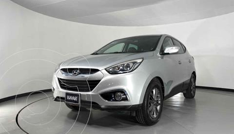 Hyundai ix 35 GLS Premium Aut usado (2015) color Plata precio $239,999