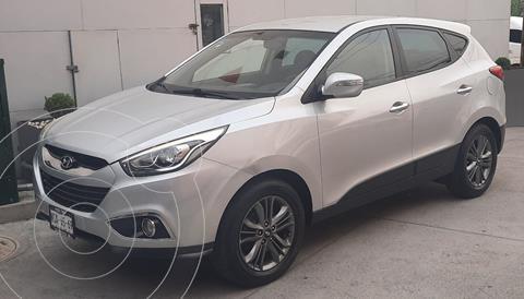 Hyundai ix 35 GLS Aut usado (2015) color Plata Dorado precio $199,000