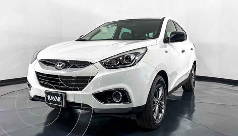 Hyundai ix 35 GLS usado (2015) color Blanco precio $207,999