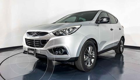 Hyundai ix 35 GLS usado (2015) color Plata precio $209,999