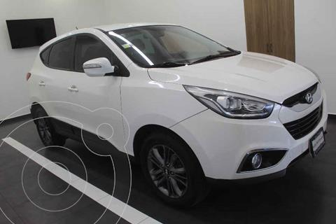 Hyundai ix 35 GLS Premium Aut usado (2015) color Blanco precio $259,000