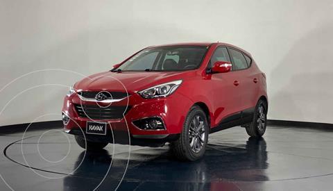 Hyundai ix 35 GLS Premium Aut usado (2015) color Rojo precio $229,999