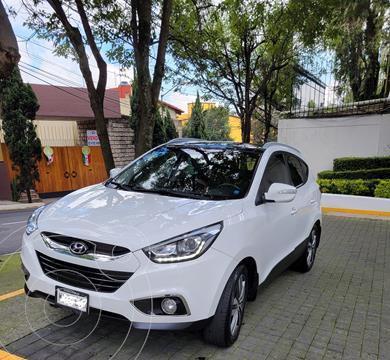 Hyundai ix 35 Limited Aut usado (2015) color Blanco precio $247,000