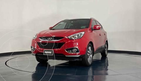 Hyundai ix 35 Limited Navegador Aut usado (2015) color Rojo precio $254,999