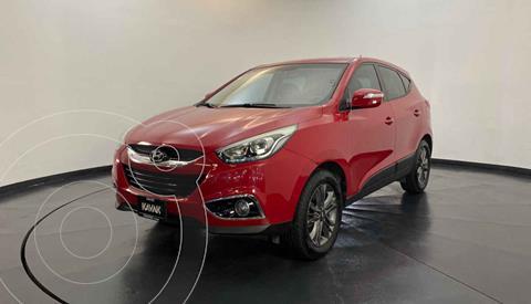 Hyundai ix 35 GLS Premium Aut usado (2015) color Rojo precio $242,999