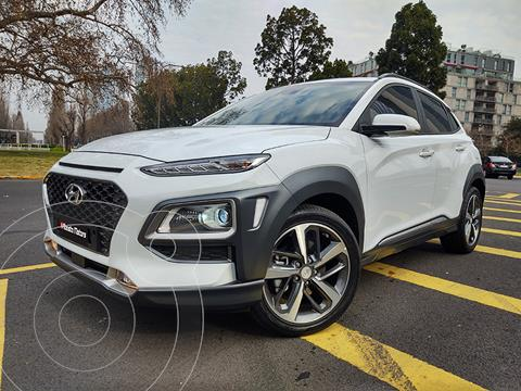 Hyundai Kona Safety + 4x4 usado (2021) color Blanco precio u$s34.900
