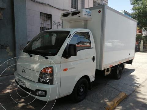 Hyundai Porter 2.5L GLS Camioneta usado (2018) color Blanco precio $24.800.000