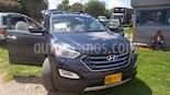 Foto venta Carro usado Hyundai Santa Fe 2.4 4x2 7 Pas. (2014) color Azul precio $55.000.000