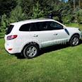 Foto venta Auto Usado Hyundai Santa Fe 2.4 GLS 4x2 Aut (2012) color Blanco precio $7.500.000