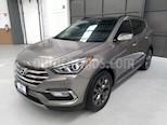 Foto venta Auto usado Hyundai Santa Fe 5p Sport L4/2.0/T Aut (2017) color Gris precio $406,000