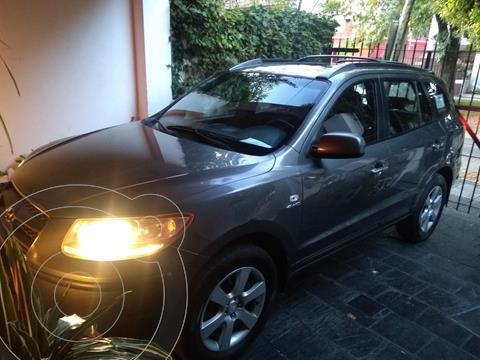 Hyundai Santa Fe 2.2 4x4 Die Full Premium  7 Asientos  usado (2006) color Gris precio $1.370.000