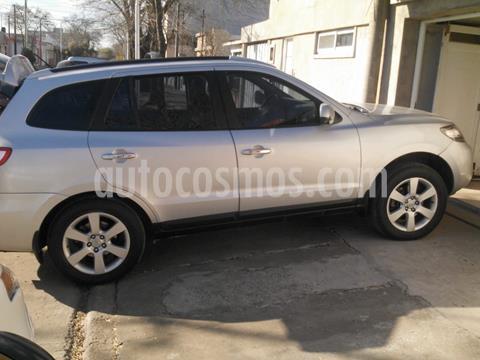 Hyundai Santa Fe 2.2 4x4 Die Full Premium  7 Asientos  usado (2009) color Gris precio $1.650.000