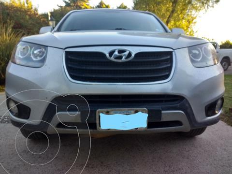 Hyundai Santa Fe 2.4 GLS 7 Pas Full 4x2 usado (2012) color Gris precio $1.400.000