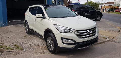 Hyundai Santa Fe 2.4 4x4 Full Premium 7 Asientos usado (2013) color Blanco precio u$s19.000
