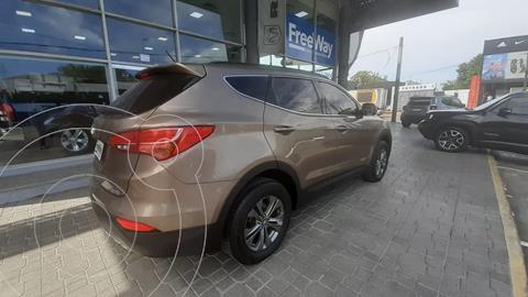 Hyundai Santa Fe 2.4 4x2 Full 7 Asientos Aut usado (2013) color Beige precio $2.300.000