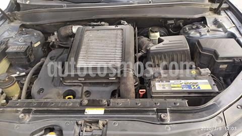 Hyundai Santa Fe 2.2 GLS CRDi 5 Pas Full Premium Aut usado (2008) color Gris Oscuro precio $900.000