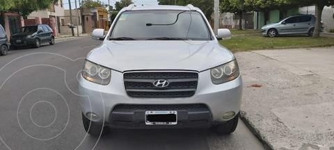 Hyundai Santa Fe GLS 2.2 CRDI 4x4 7 Asientos Aut usado (2009) color Gris precio $1.490.000