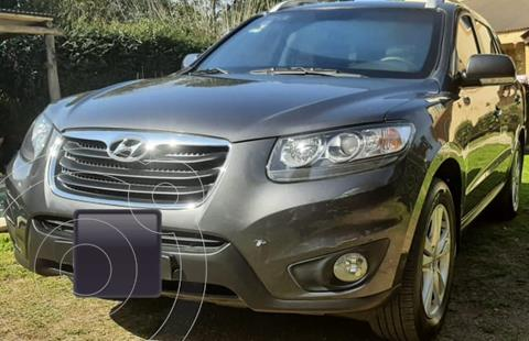 Hyundai Santa Fe 2.4 GLS 7 Pas Full 4x4  usado (2011) color Gris Carbono precio u$s12.000