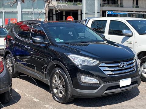 Hyundai Santa Fe 2.4 4x4 Full Premium 7 Asientos usado (2015) color Negro precio u$s28.000