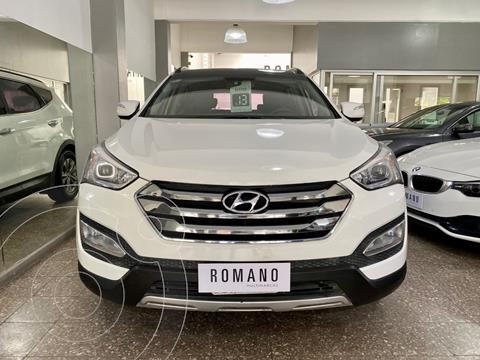Hyundai Santa Fe 2.4 4x4 Full Premium 7 Asientos usado (2013) color Blanco Crema precio $3.500.000