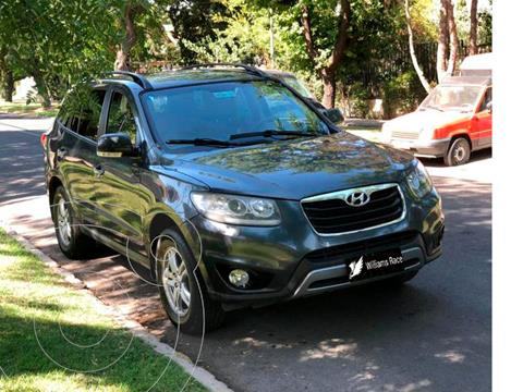 Hyundai Santa Fe 2.4 GLS 4x2 usado (2013) color Gris precio $10.580.000